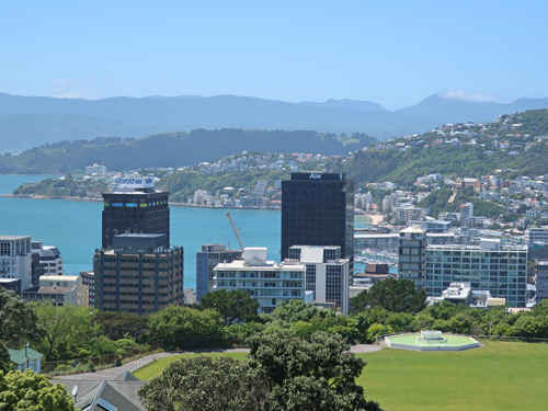 Wellington NZ Hotel Guide